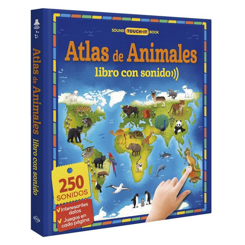 LEXUS - Atlas De Animales Con Sonidos