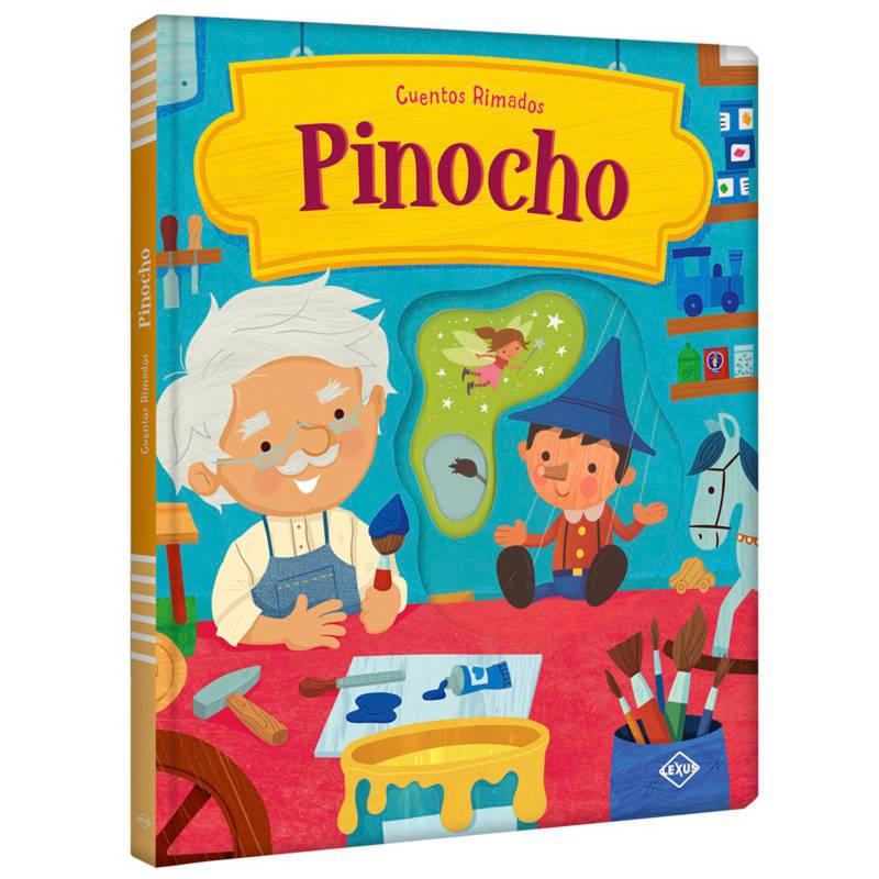 LEXUS - Pinocho Rimas