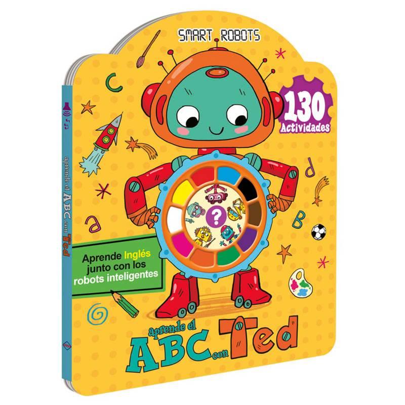 LEXUS - Smart Robots Aprende ABC Con Ted