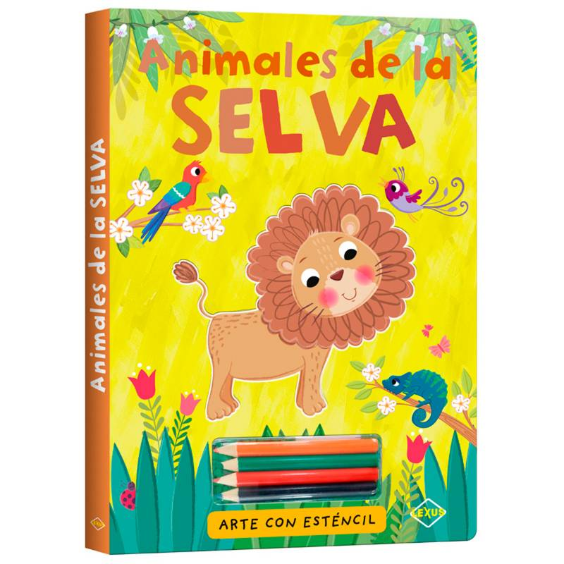 LEXUS - Animales De La Selva Arte