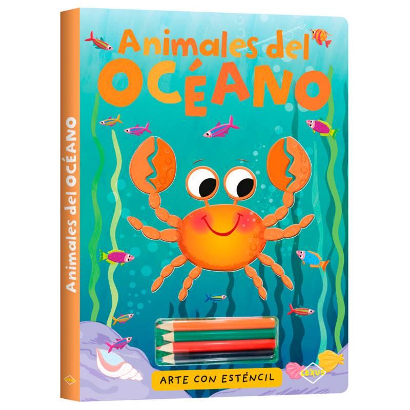 LEXUS - Animales del Océano Arte