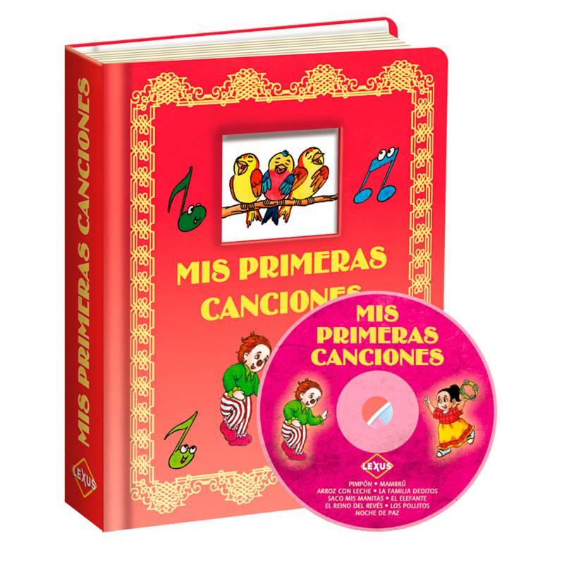 LEXUS - Mis Primeras Canciones + CD