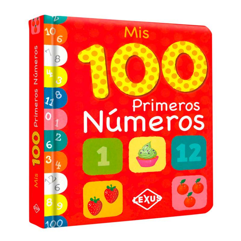 LEXUS - Mis 100 Primeros Números