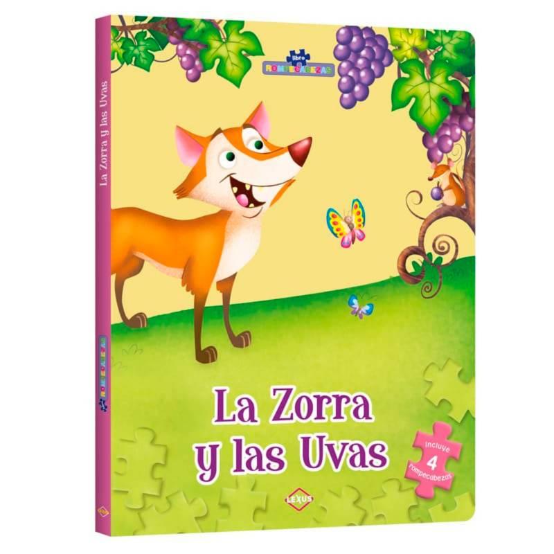 LEXUS - La Zorra y Las Uvas