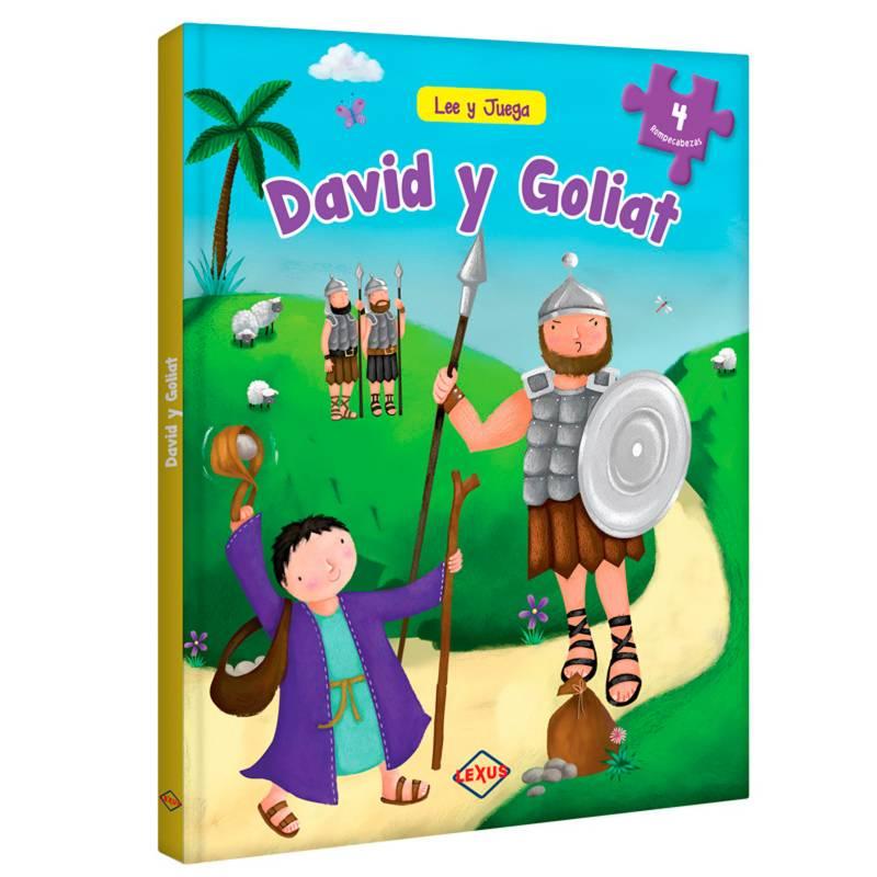 LEXUS - David y Goliat Rompecabezas
