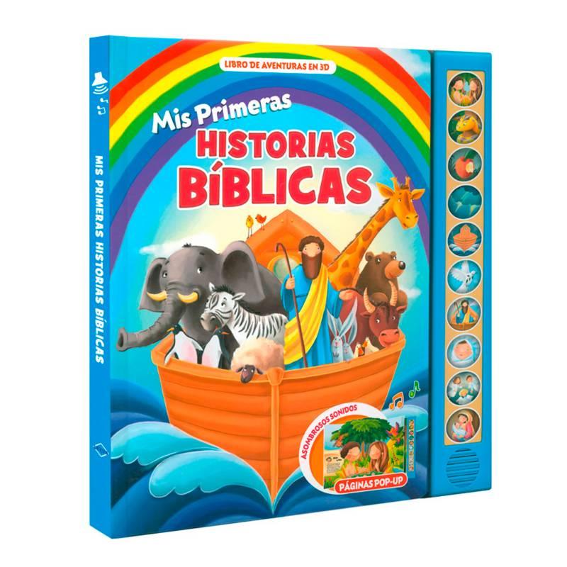 LEXUS - Mis Primeras Historias Biblicas
