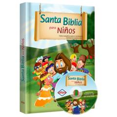 LEXUS - Santa Biblia Para Niños - Lexus