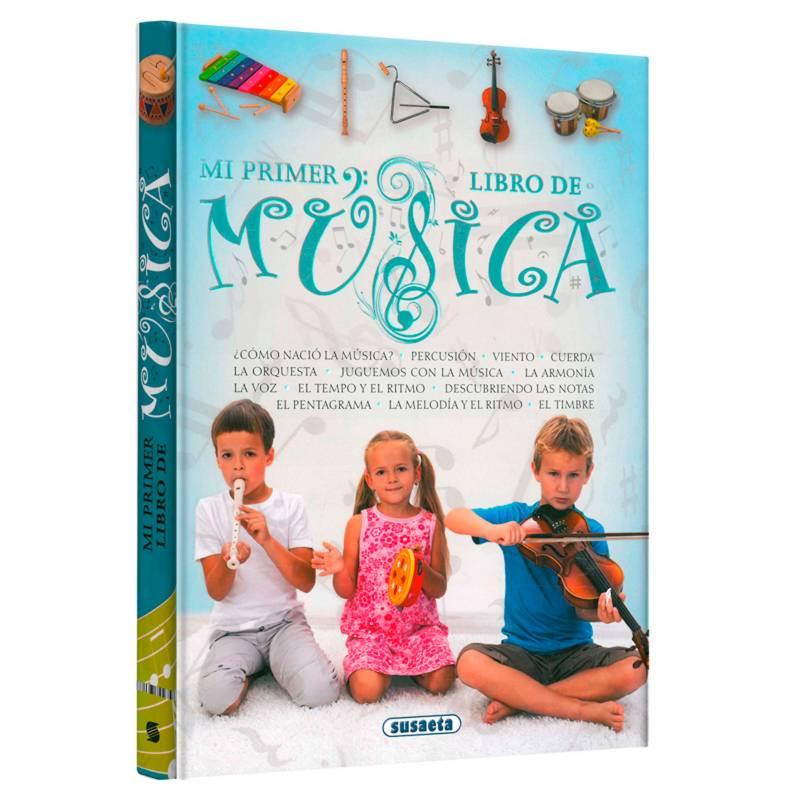 LEXUS - Mi Primer Libro Música
