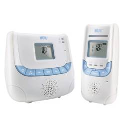 Nuk - Monitor Para Bebé Con Display