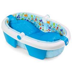 Summer Infant - Bañera Plegable Azul