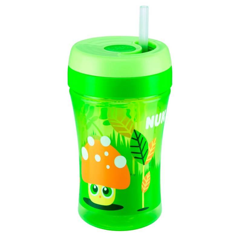 Nuk - Vaso De 300 ml Verde