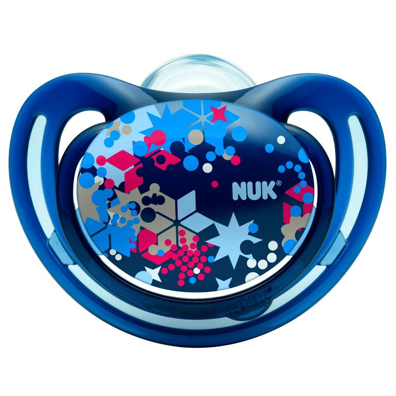 Nuk - Chupo Freestyle Talla 1 Motivo 1