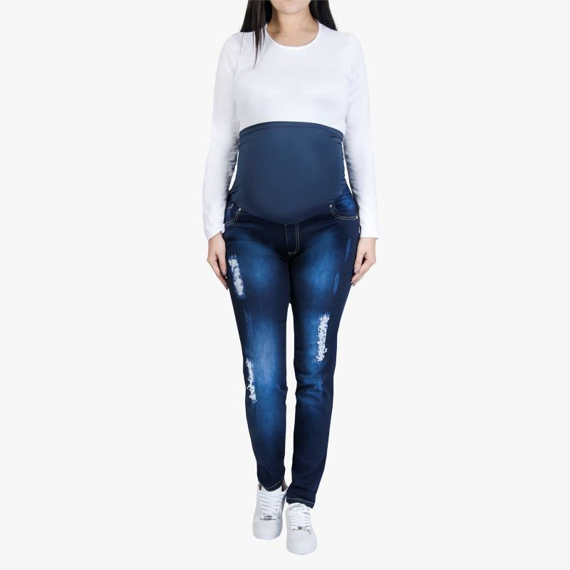 Ama Jeans - Jean Maternidad Mujer Ama Jeans