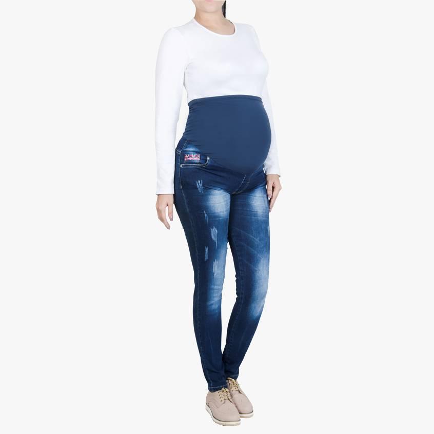 5337da85e1a Ama Jeans. Jean Maternidad