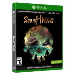 Juego Xbox One Sea of Thieves