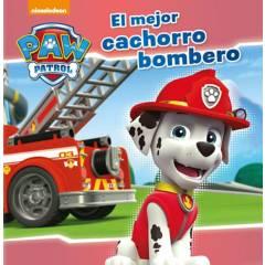 Penguin Random House - Paw Patrol: el mejor cachorro bombero - Nickelodeon