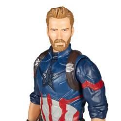 Avengers Capitán América Infinity War Titan Hero Power FX