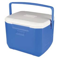 Nevera portatil de 15 Ltr azul