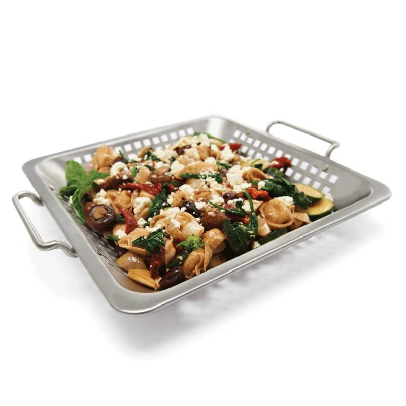 Broil King - Wok para Asar en Acero Inoxidable