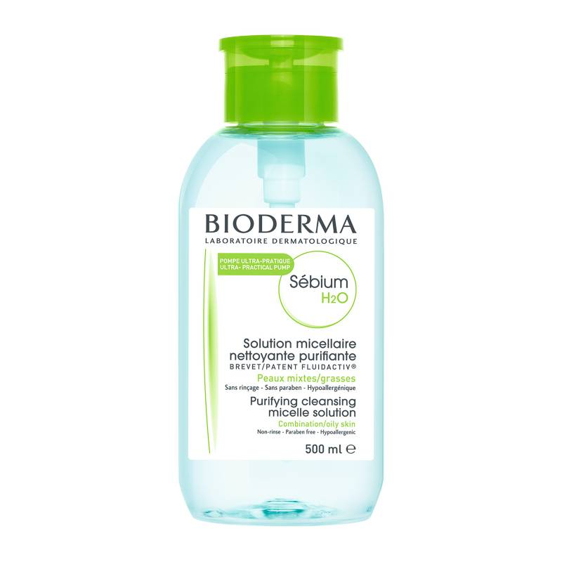 Bioderma - Desmaquillante - Sebium H2O