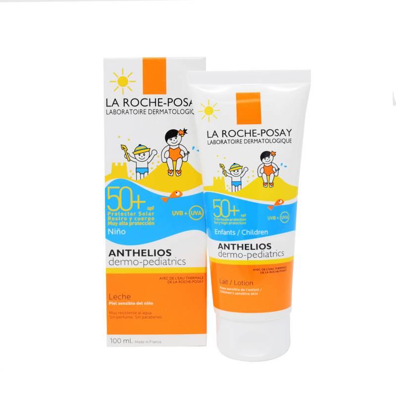La Roche Posay - Bloqueador Solar - Anthelios Dermo-Pediatrics Leche