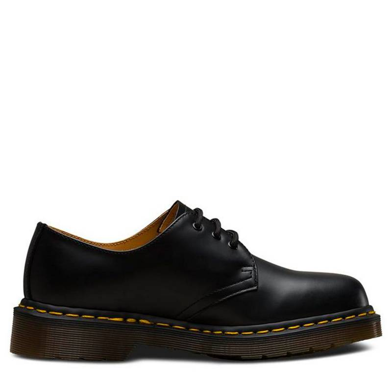 Dr. Martens - Zapatos casuales Black Smoth