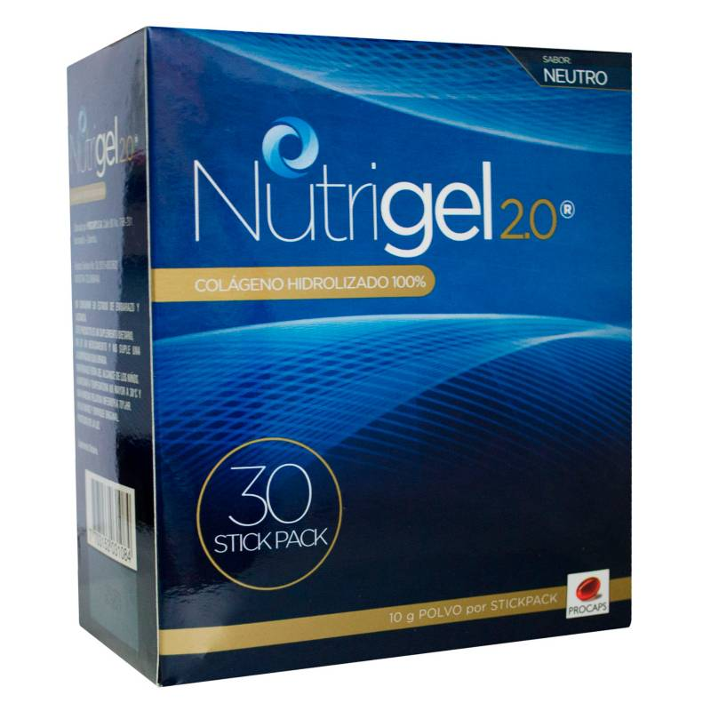 Nutrigel - Colágeno Nutrigel 2.0 Neutro