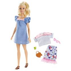 Barbie - Barbie Fashionista Sweet Bloom