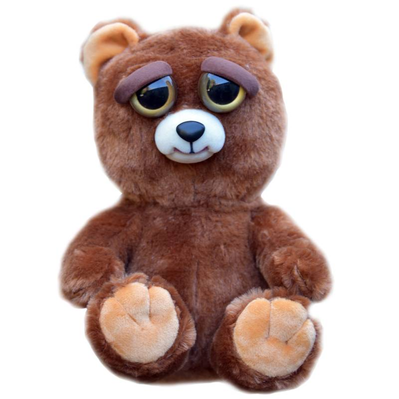 Feisty Pets - Peluche Señor Growls Oso
