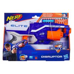 Nerf - Nerf Elite Disruptor Doble Dardos