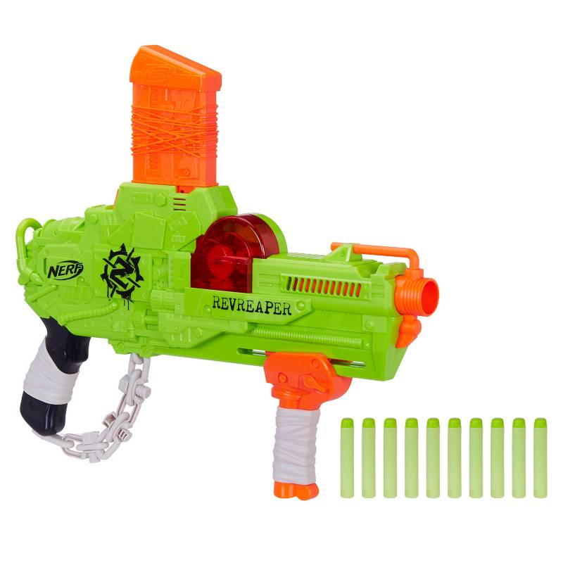 Nerf - Nerf ZombieStrike Revreaper