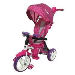 Prinsel - Triciclo Flex Rosado
