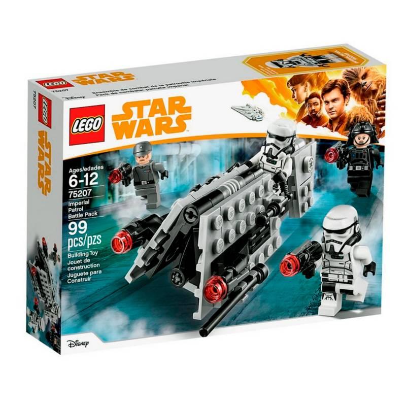 Lego - Han Solo Set De Batalla