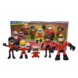 Pack De Figuras Familiares Junior 3""