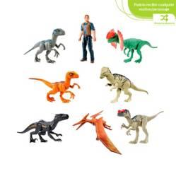 "Jurassic World - Jurassic World Figura Básica De 12"" Surtido"