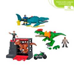 Imaginext - Set de Juego Imaginext Jurassic World Dinosaurio Sorpresa