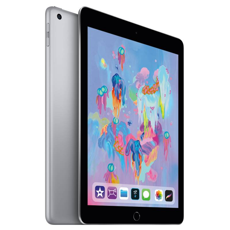Apple - iPad sexta generación 128GB