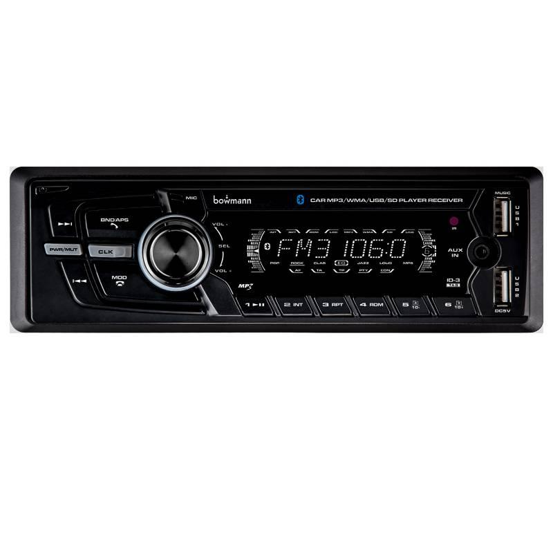 Bowmann - Radio DX-2600BT