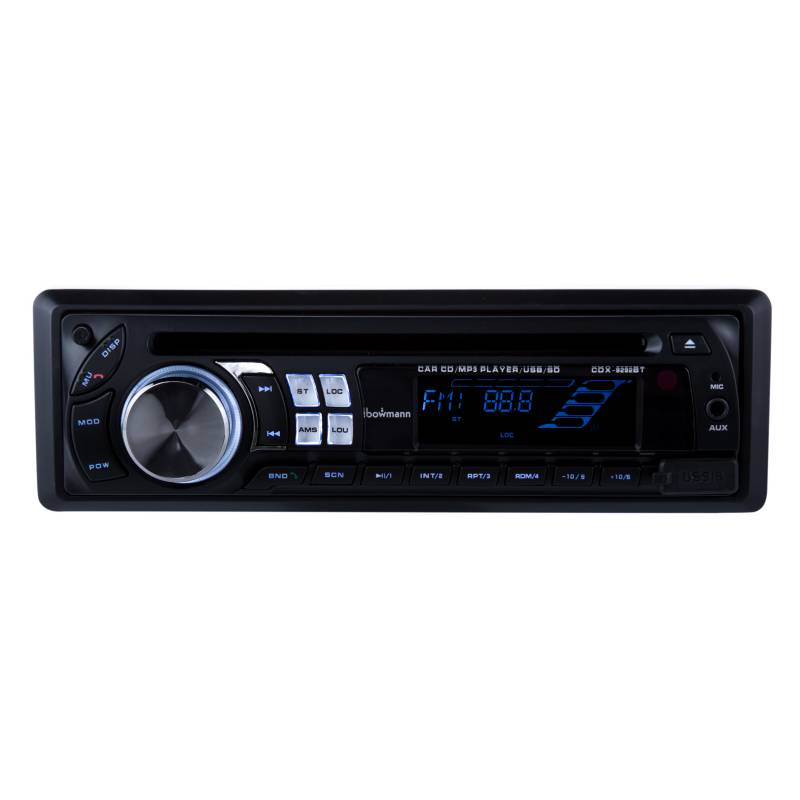 Bowmann - Radio CDX 9292BT