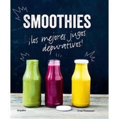 Penguin Random House - Libro Smoothies - Los Mejores Jugos Depurativos