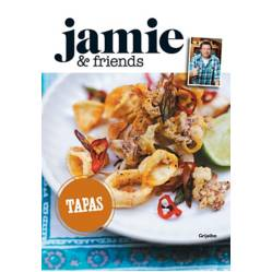 Libro Tapas Jamie Oliver