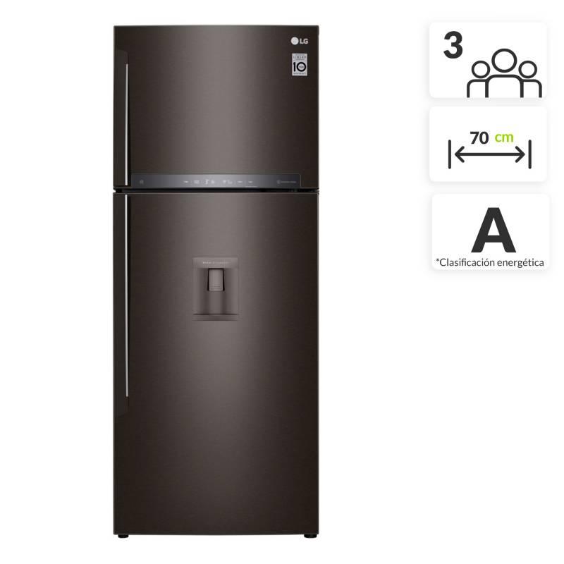 LG - Nevera LG Congelador Superior No Frost 438 lt LT44SGD