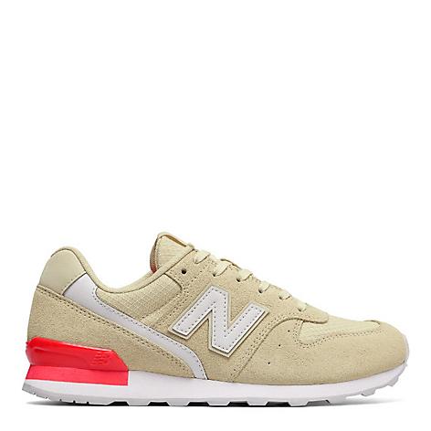new balance wl996 mujer beige