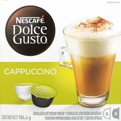 Dolce Gusto - Cápsulas NESCAFÉ Dolce Gusto Cappuccino