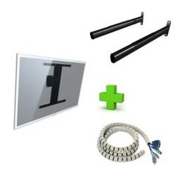 Combo Soporte Orbital + Soporte DVD Premier + Organizador Cables
