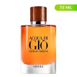 Perfume Hombre Acqua Di Gio Absolu 75 ml