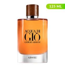Armani - Perfume Armani Acqua Di Gio Hombre 125 ml EDP
