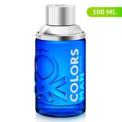 Perfume Colors Man Blue EDT 100 ml