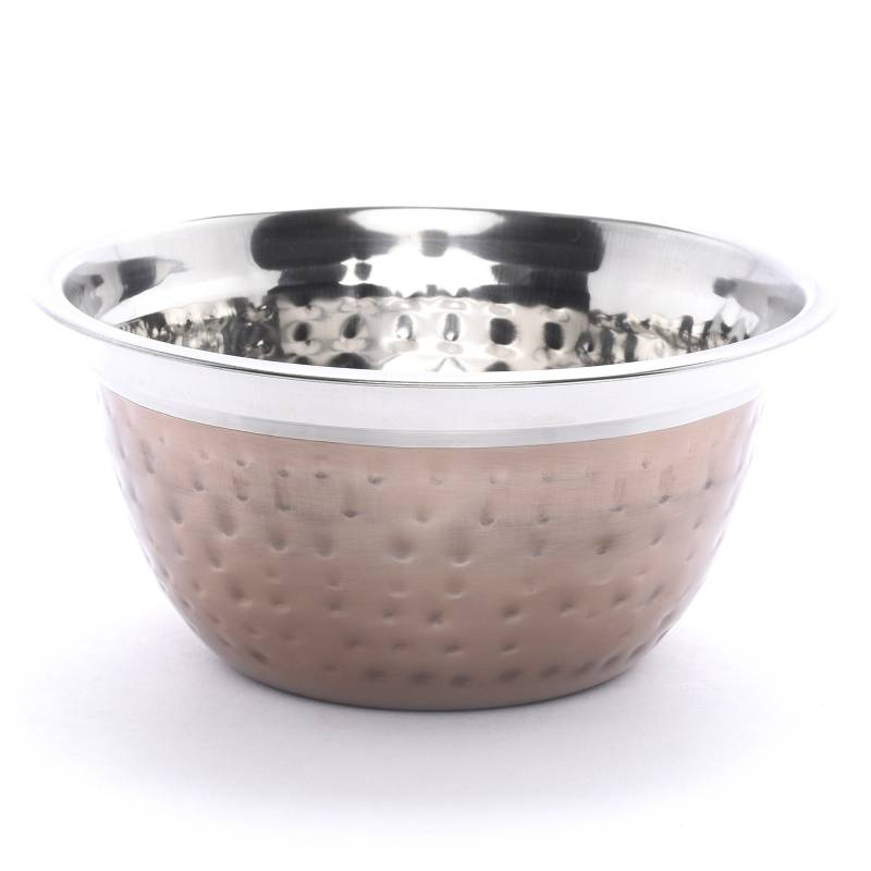 Alumar - Bowl Acero Inoxidable Cobre 18 cm