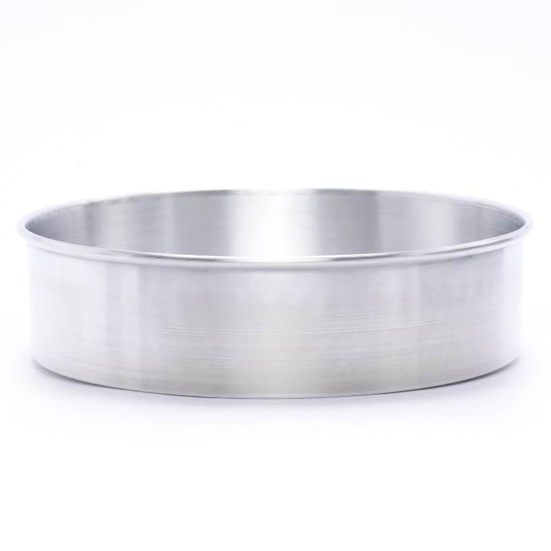 Aluminio Fundido - Molde Aluminio Torta 1 K